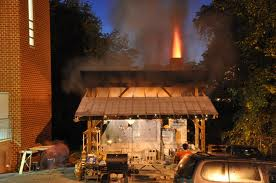 May 3-4, 2013: Wood/Salt Kiln Firing at Baltimore Clayworks